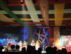 100 years celebration in Kala Bhavana
